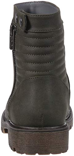 Motto Boot Charcoal Fashion Margo Roxy Women's wzqI8xE