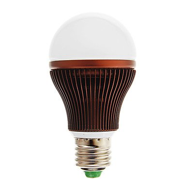 ZQ Modern LED bulb light Bombillas Globo E26/E27 10 W 20 SMD 5730 1000 LM 3000 K Blanco C¨¢lido AC 100-240 V - - Amazon.com