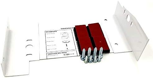 Appliance Pros GE - Kit de apilamiento para lavadora GEFLSTACK ...