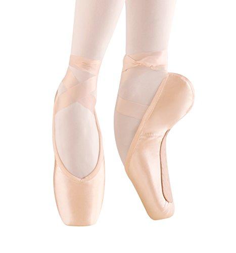 Bloch Mujeres Alpha Confort Flexible Ballet Flats Rosa