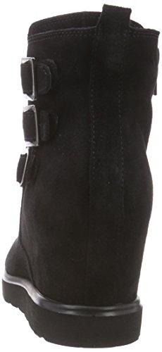 Tamaris 25464 Damen Kurzschaft Stiefel Schwarz (Black 001)