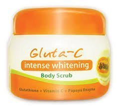 Whitening Scrub For Body