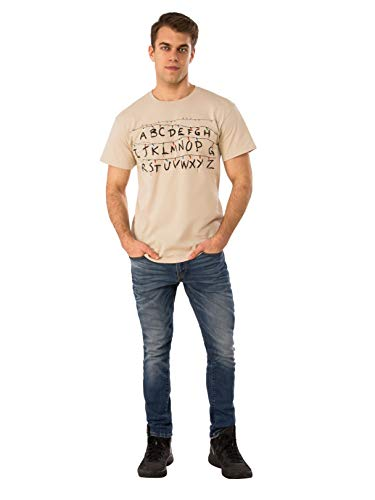 Rubie's Alphabet Stranger Things Shirt Costume