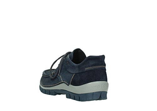 11802 Sneaker Donna Blue Wolky Oiled Nubuck q1gSnzw
