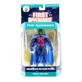 DC Direct 1st First Appearance Series 4 Action Figure Martian (Dc Direct Martian Manhunter)