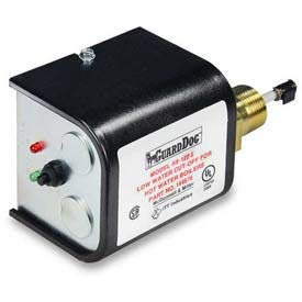McDonnell & Miller Low Water Cut-off Probe Type RB-122E, 120V, For Hot Water Boilers