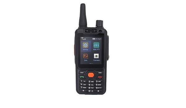 ONGTHINGCAM Worldwide Talk 4G LTE Red Smartphone Radio ...