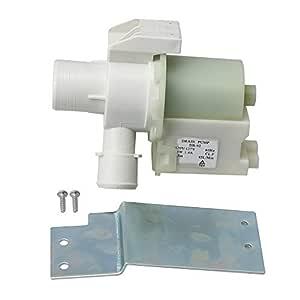 RDEXP WH23X10030 Motor de Bomba de Drenaje de Lavadora, Pieza de ...