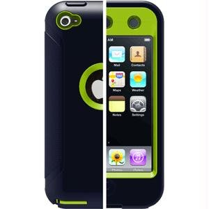 OtterBox Defender Series Case for iPod touch 4G - Atomic (Otter Ipod For Touch Boxes 4)