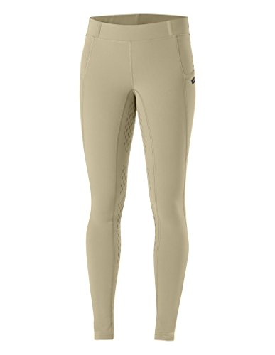 Kerrits Ice Fil Tech Tight Tan Size: Medium -