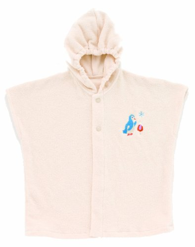 Solby Organic bus poncho [organic cotton] [bath pool] AKAR017 by Solby