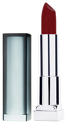 Maybelline New York Color Sensational Creamy Matte Lippenstift, 970 Daring Ruby, 1er Pack (1 x 5 g)