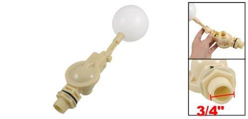 eDealMax 3 / 4PT Hilo de agua de plástico del Sensor de la válvula de flotador, bola flotante: Amazon.com: Industrial & Scientific