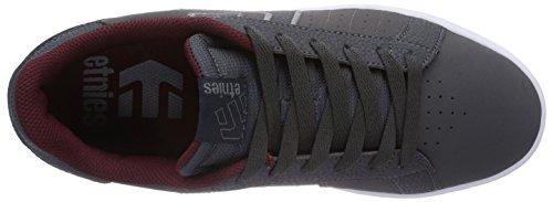 Footwear Shoes LS Fader Etnies Mens Grey Dark EtwqIwx5H