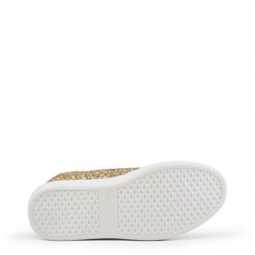 Xti Sneakers Yellow Toe Yellow Round Platform wWFg4Pqfwr