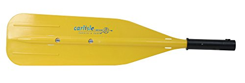 Carlisle Paddles Oars (Carlisle Outfitter Blade Assembly 8 Yellow,)