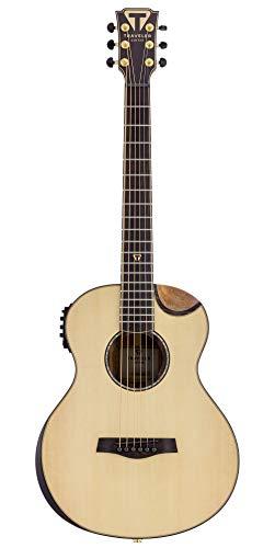Traveler Guitar CL-3E Acoustic/Electric with Gig Bag (CL3E SPS)
