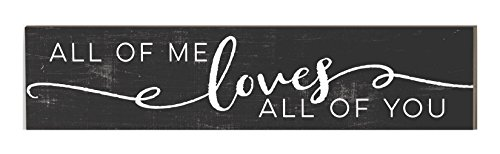 Kindred Hearts All of Me All of Me Loves All of You Plaque, 3