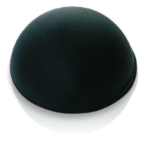 schwarz 450 St/ück Oehlbach Puck One For All Lautsprechergeh/äusen