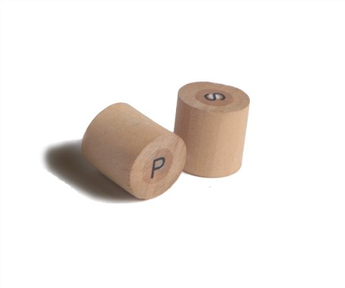 PackNWood 210BKPS Pre-Filled Mini Salt & Pepper Set - :.7'' H: .75'' - 100 per case by PacknWood
