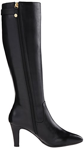 GeoxD Amithi B - Botas Mujer Negro - Noir (Noir/V Lis/Sin St Igua)