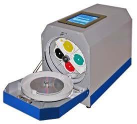 RTI CD y DVD disccheck Resurfacing máquina–Eco superior–Disco Resurfacer, reparación de arañazos, Check