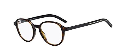 New Christian Dior Homme Black Tie 240 581 Havana Black Eye Wear Eye - Dior Mens Wear