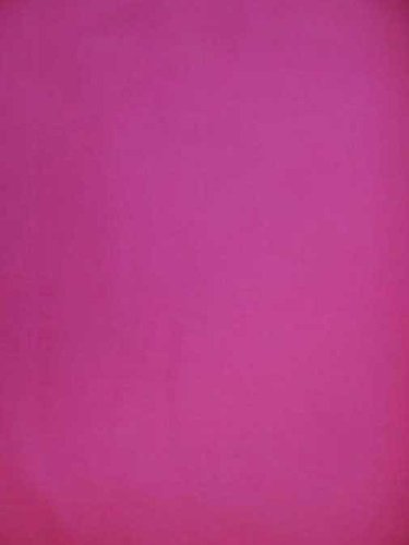 SheetWorld Fitted Portable/Mini Crib Sheet - Hot Pink Woven - Made In USA