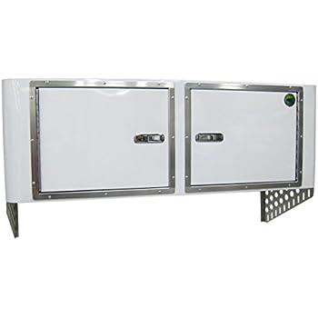 Amazon Com Neo Storage Radius Cabinet White 48 Quot Kitchen