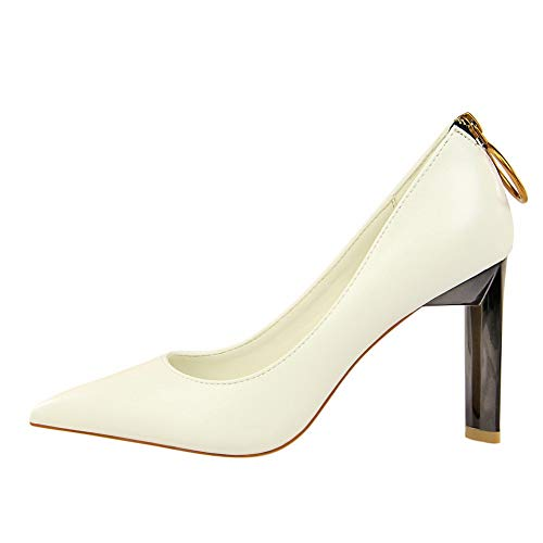 Compensées Sandales Blanc AdeeSu SDC05692 Femme cAn8Twyyqz