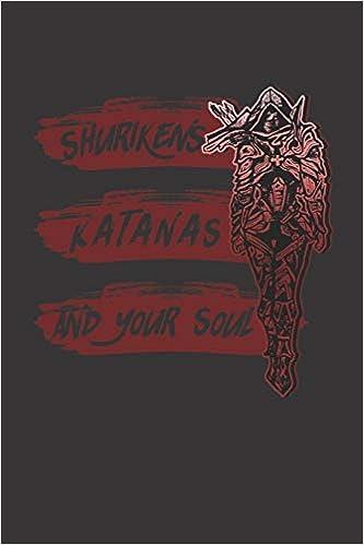 Ninja Shuriken Notebook Journal: Ninja Shuriken Notebook ...