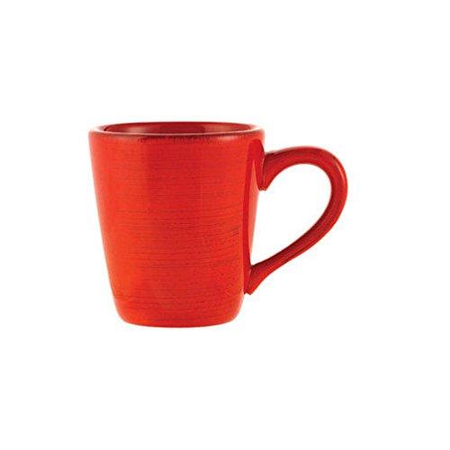 Tag Coffee Mug Red Sonoma 14 Oz Ironstone