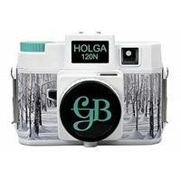 The Gretchen Bleiler Limited Edition Holga 120N Plastic Camera from Holga
