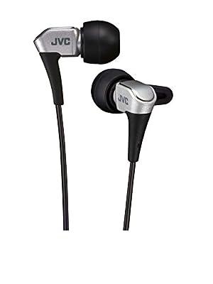 JVC canal type earphone Silver HA-FXH20-S