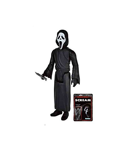 Scream 4 Funko Horror Classics Ghostface ReAction Figure -