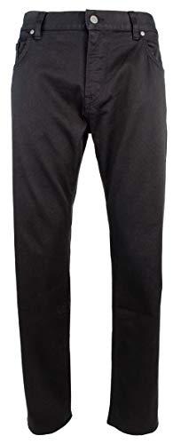 Hugo Boss Men's C-Maine1 Stretch Regular Fit Denim Jeans (38W x 30L, Black)