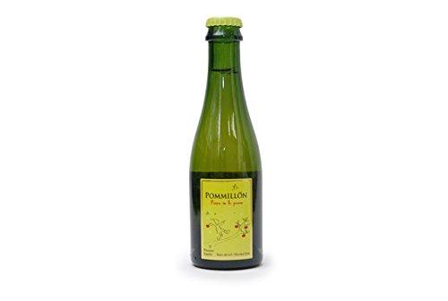 【ノンアルコール】ポミヨンプティ(フランスノルマンディー産ノンアルコールシードル)185ml×48本ケース販売(30086371-48) B00CI0UEX8