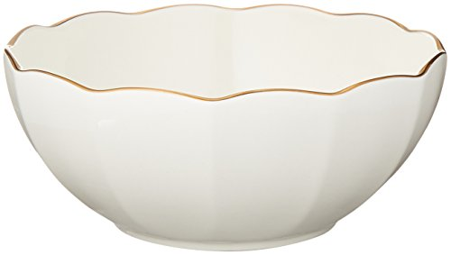 White All Purpose Bowl (Marchesa Shades of White All Purpose Bowl by Lenox)