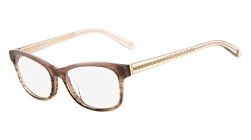 Nine West Eyeglasses NW5087 516 Lilac Horn Gradient