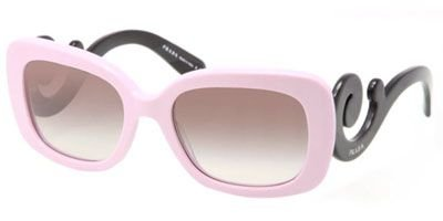 Prada Sunglasses SPR 27O Pink PDP-0A7 - Sunglasses Prada Pink
