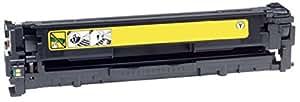 TONER HP LJ CP1215/CP1515 COMP AMARILLO T-HCB542AG