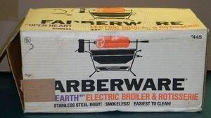 Farberware Open Hearth Electric Broiler and Rotisserie by Farberware