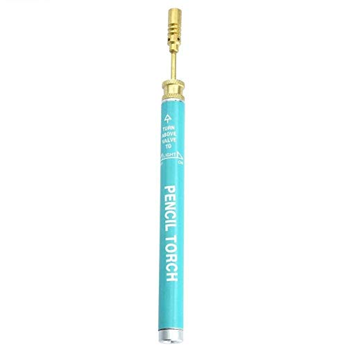 Domeiki Butane Pencil Torch 5 Pack Refillable Multipurpose Gas Welding Soldering from Domeiki Home