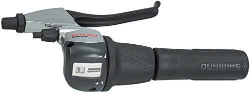 Shimano Nexus SB-8S20 RevoTwist Shifter/Brake Lever, w/Optical Gear - Sb Shimano