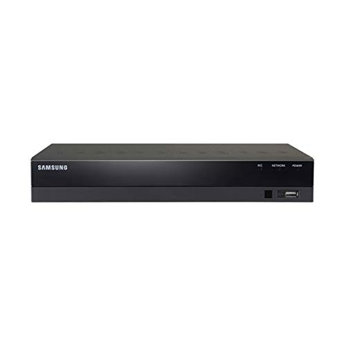 SDR-B74303N (1TB HDD) - Samsung Wisenet 8 Ch 1080p HD DVR from SDH-B74043B, SDH-B74043D (Renewed)