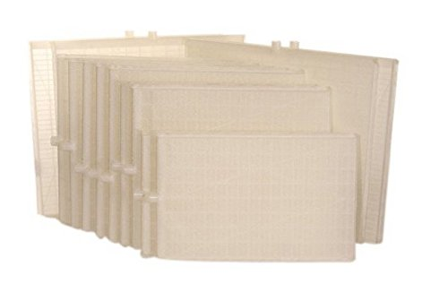 Unicel FS-3053 Complete Replacement DE Filter Grid Set Sta-Rite System 3 S8D110 by Aqua Kleen