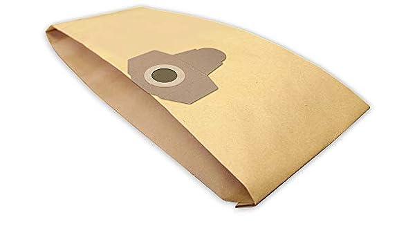 10 bolsas de aspiradora L 4 de papel de filtro Clean aptos para de ...