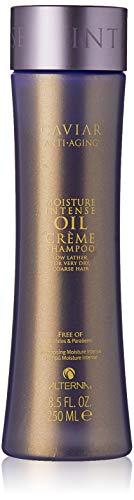 - Caviar Anti-Aging Moisture Intense Oil Crème Shampoo, 8.5-Ounce
