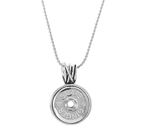 Ginger Snaps Electric Necklace SN95-38 (Standard Size) Interchangeable Jewelry