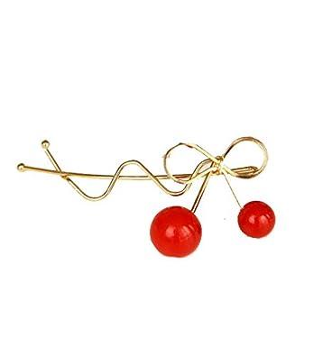 Girls' Accessories Hair Accessories Cherry Hair Pin